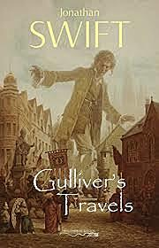 Jonathan Swift sends his hero on a series of bitterly satirical travels in Gulliver's Travels