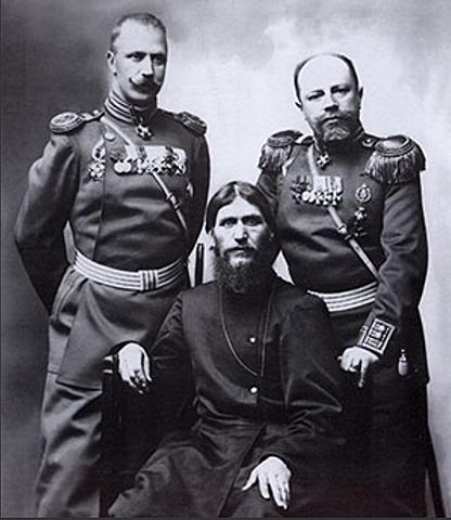 Assassinat de Rasputin.