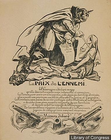 Tractat de Brest-Litovsk.