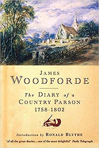 James Woodforde, an English country parson with a love of food and wine, begins a detailed diary of everyday life