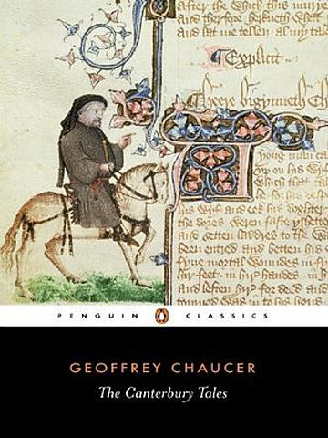 """Chaucer begins """"The Canterbury Tales"""""""