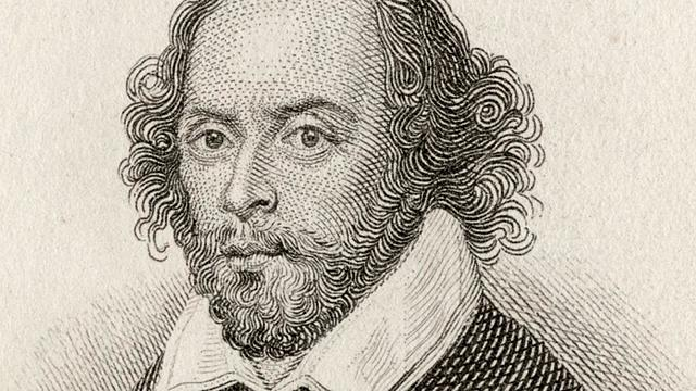 William Shakespeare writes his first plays