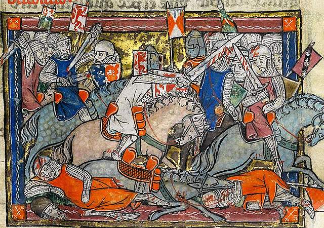 King Arthur by Geoffrey of Monmouth the british cleric