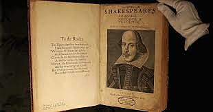 First Folio of Shakespeare's works is published