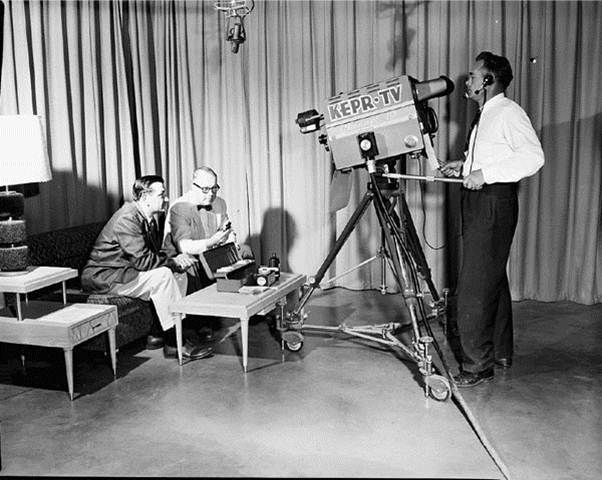 1 million T.V sets in the U.S and the community antenna was produced to the rural areas which is now called cable T.V. the first issue of weekly program guide for CBC was created for the Canadians to keep in track. All the programs were live so it was poo