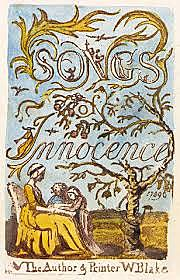William Blake's volume Songs of Innocence and Experience includes his poem 'Tyger!