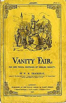 William Makepeace Thackeray (1811 - 1863)