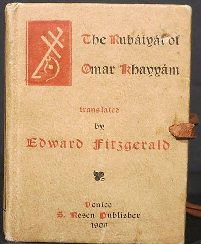 Edward FitzGerald (1809 - 1883)
