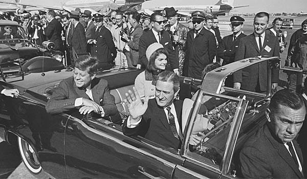 Magnicidio de Dallas (Asesinato de John Kennedy)