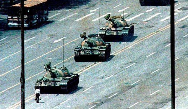 Revuelta de Tiananmén