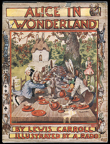 Lewis Carroll (1832 - 1898)