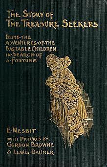 Edith Nesbit (1858 - 1924)
