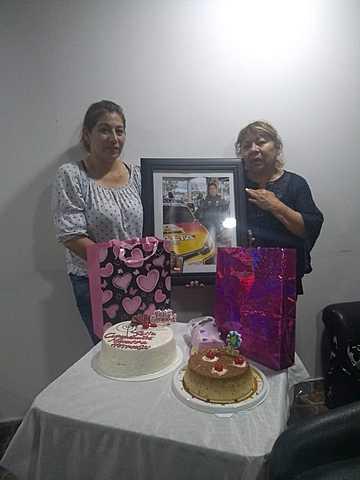 Tia Adriana Tellez Quiroga