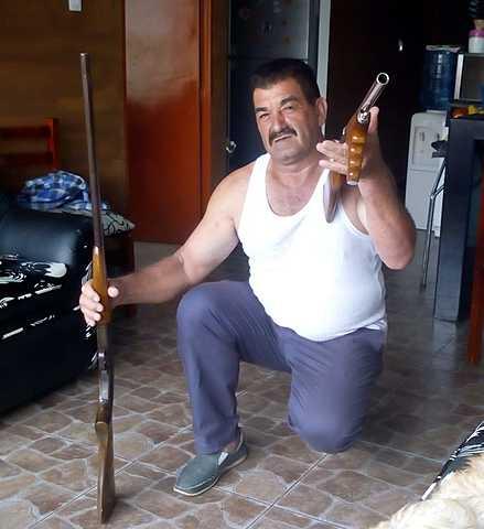 Abuelito Danilo Tellez
