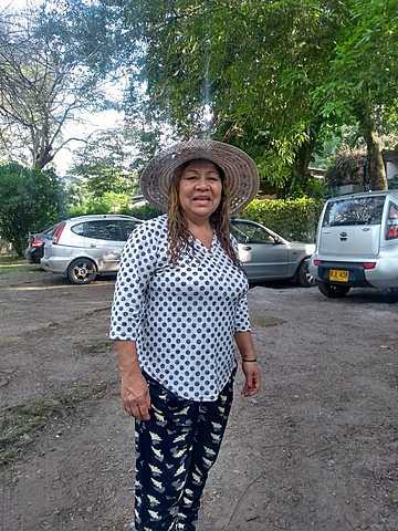 Abuelita Blanca Quiroga
