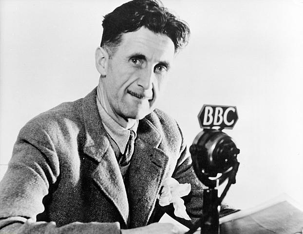 Eric Arthur Blair (George Orwell) (1903 - 1950)