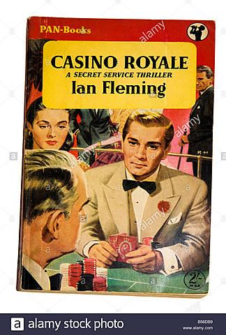 Ian Fleming (1908 - 1964)