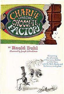Roald Dahl (1916 - 1990)
