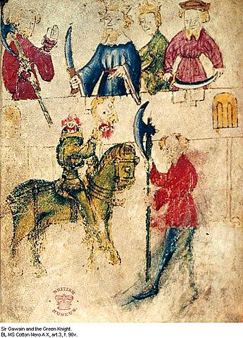 Sir Gawain and the Green Knigth