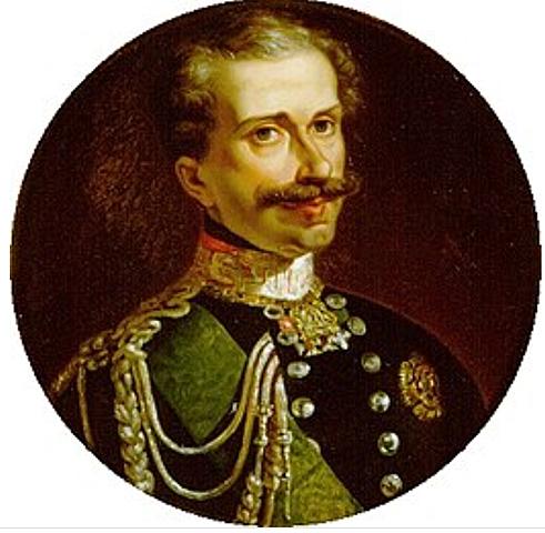 Carlo Alberto sale al trono