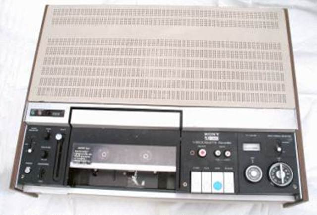 A practical videotape recording system.