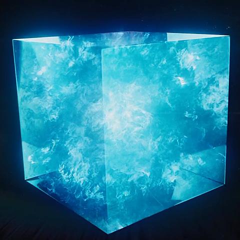 Tesseract on the Earth