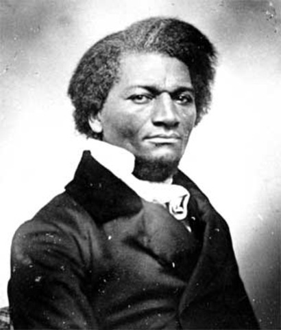 Publication of Narrative of the Life of Fredrick Douglass, an American Slave