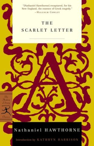 The Scarlet Letter by Nathaniel Hawthorne is Published