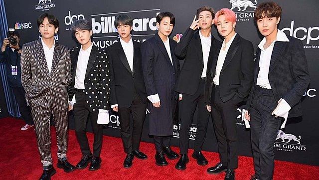 BTS BBMA 2019
