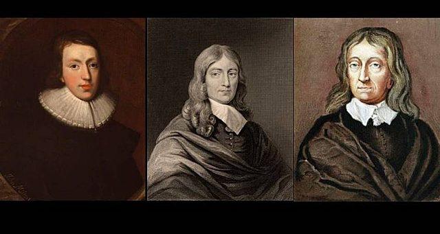 John Milton the Blind poet