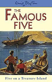 Famous Five in Five on a Treasure Island