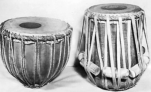 Invention of the Tabla 1700