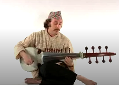 Invention of the Sarod 1500