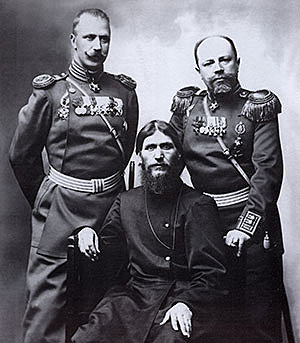 Assassinat de Rasputin