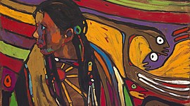 The History of Aboriginal English Relations in Canada timeline