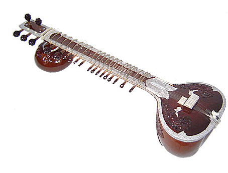 Invention of the Sitar 1700's
