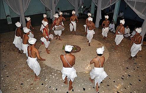 Sankirtana, Ritual Singing, Drumming and Dancing of Manipur 2013