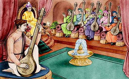 Hindustani Music 1200 - 1300 CE