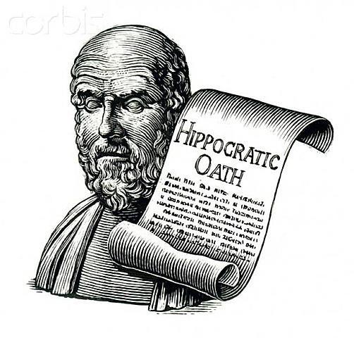 Codigo de Hamurabi 1200 a.c,  Juramento Hipocratico 460 ac