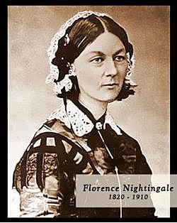 Florence Nightingale1858