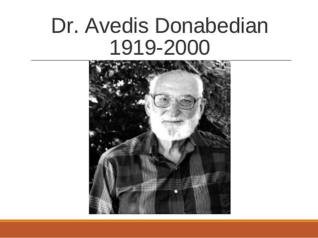 AVEDIS DONABEDIAN 1919-2000 PARTE 2