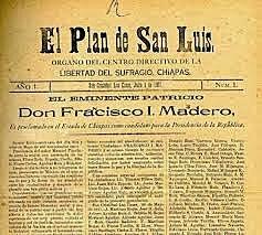 El Plan de San Luis