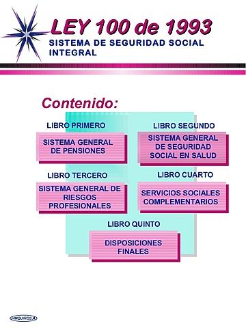 Calidad en salud en Colombia Normatividad