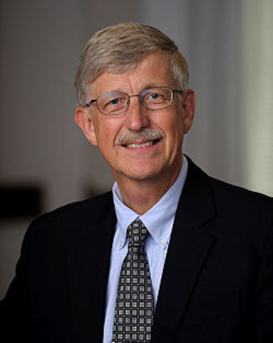 Francis Collins and Lap-Chee Tsui