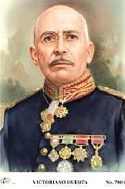Victoriano Huerta Presidente