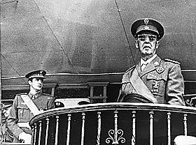 España, el dictador Francisco Franco forma el Quinto Gobierno de España presidido por él.