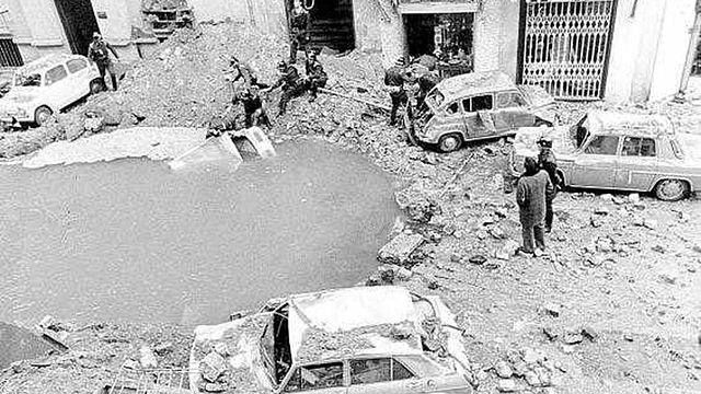 Asesinato de jefe de gobierno, Luis Carrero Blanco, por ETA