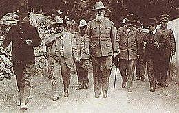 Las tropas rebeldes, dirigidas por Venustiano Carranza, se dividieron de la siguiente manera