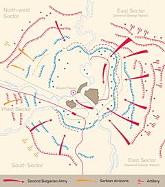 Κατάληψη Ανδριανουπολης