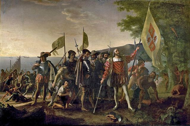 Columbus' Discovery of the Americas